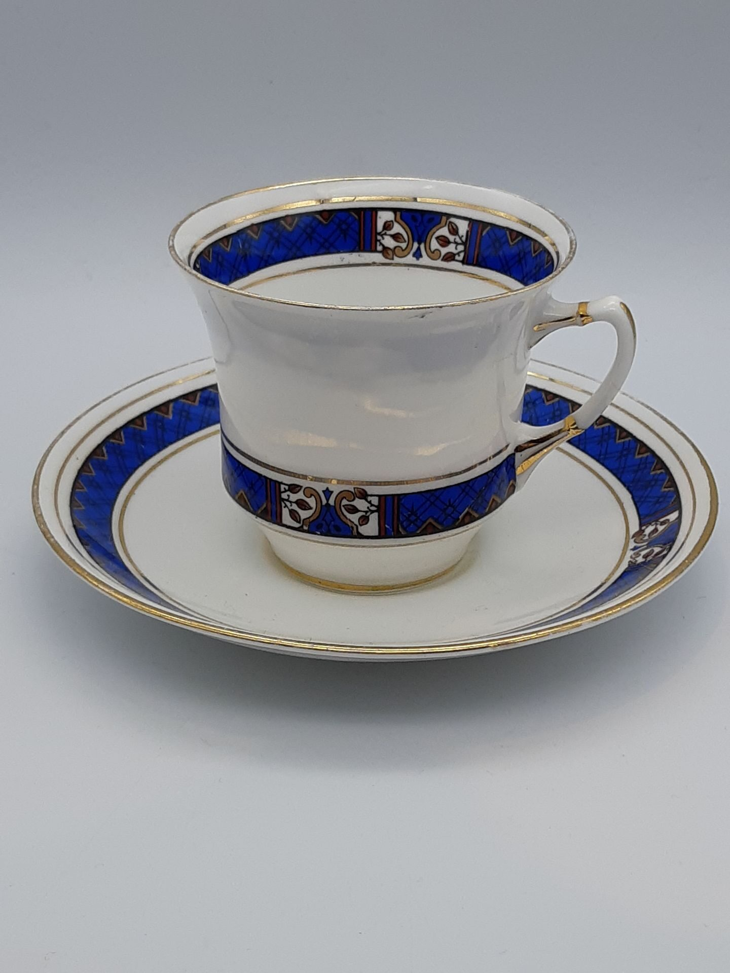 Кофейная тоненькая пара EB0121120000146, Standard Англия