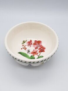 K77 Салатница-Пиала Portmeirion Exotic Botanic Garden Fruit Salad Bowl Orchid 12 см