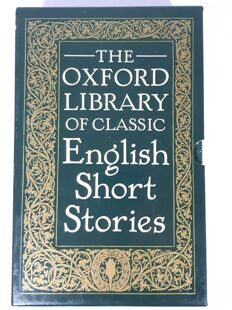 The Oxford Library of classic English short stories, 2 тома, 1989, England