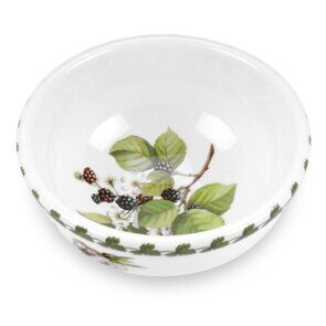 K37 Салатница-ПиалаPortmeirion Pomona 5.5 inch Fruit Salad Bowl Blackberry 13 см
