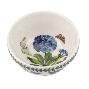 K38 Салатница-Пиала Portmeirion Botanic Garden 5.5 Inch Stacking Bowl Speedwell/ Primula 13 см
