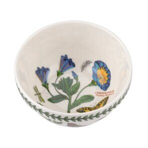K39 Салатница-Пиала Portmeirion Botanic Garden 5.5 Inch Stacking Bowl Yellow Jasmine/ Bindweed 13 см