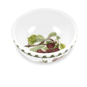 K41 Салатница-Пиала Portmeirion Pomona 5.5 Inch Fruit Salad Cherry 13 см