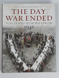 Р16 The Day War Ended. Voice and memories from 1945  EB03090120000016, Англия