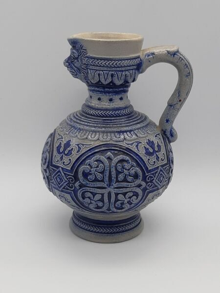 F Винтажная амфора Westerwald Salt Glazed Stoneware II, Germany