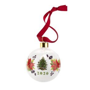 K98 Spode Christmas Tree Annual 2020 Bauble