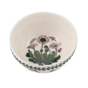 D530 Салатница-Пиала Portmeirion Botanic Garden 13 см Stacking Bowl Pimpernel/Daisy
