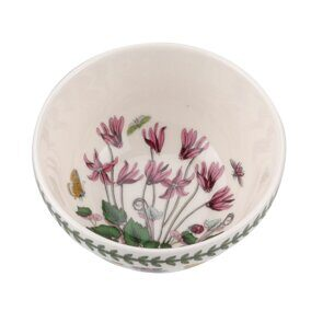 K40 Салатница-Пиала Portmeirion Botanic Garden 5.5 Inch Stacking Bowl Pimpernel/ Cyclamen13 см