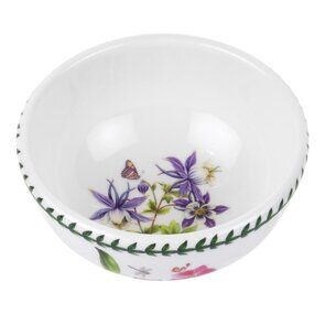 K44 Салатница-Пиала Portmeirion Exotic Botanic Garden Fruit Salad Bowl Dragonfly 13 см