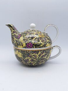 C544 Сет Tea for one Golden Lily в подарочной коробке William Morris  AM06C544 Heritage, Leonardo, England