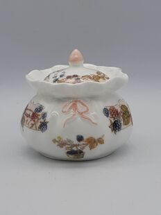 T54  Сахарница-шкатулочка Bramley Hedge Autumn EВ15119900054, Royal Doulton Англия