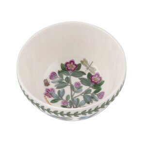 D531 Салатница-Пиала Portmeirion Botanic Garden 5 Inch Stacking Bowl Speedwell/Rhododendron 13 см